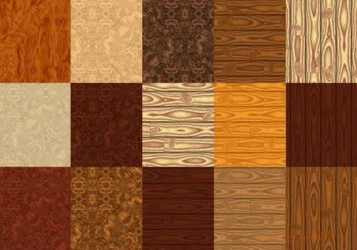 photoshop pattern wood